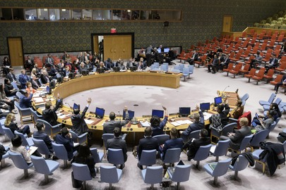 Security Council Unanimously Renews Mandate of UNMISS