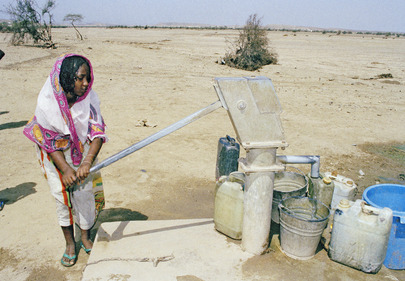 Water Supply: Eritrea