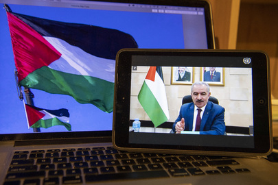 Interactive conversation with Prime Minister of Palestine