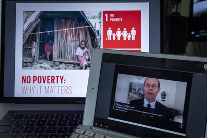 High-level Meeting of General Assembly on Poverty Eradication