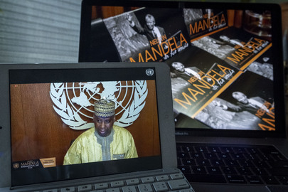 General Assembly Holds Informal Meeting on occasion of Nelson Mandela International Day