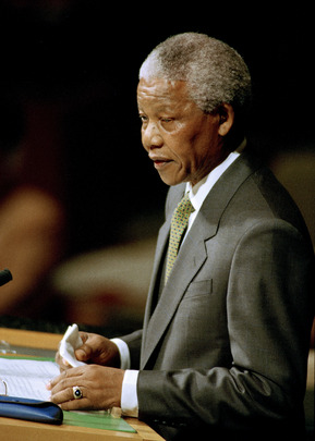 President of South Africa Addresses the General Assembly