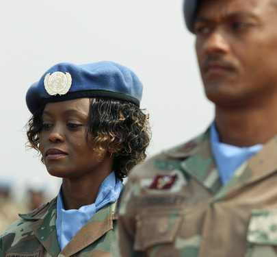 UN Burundi Mission Honours South African Peacekeepers