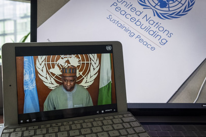 Virtual Meeting of General Assembly on Report of Secretary-General on Review of Peacebuilding Architecture