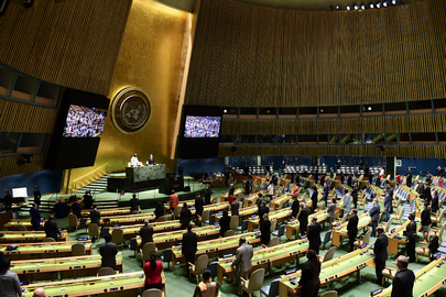 Closing of 74th session of General Assembly