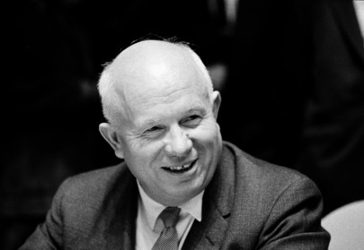 Mr. Khrushchev : UN Photo #84581