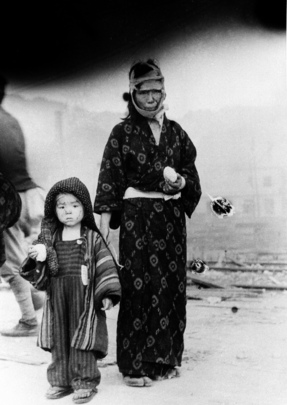 A-Bomb Terror in Nagasaki