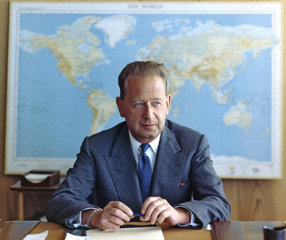 Portrait of Secretary-General