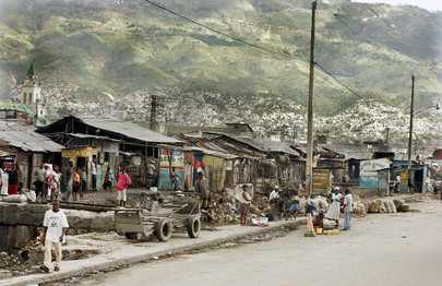 UN Peacekeepers Patrol Bandit-Ravaged Slums of Haiti