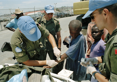 Haiti: United Nations Support Mission in Haiti (UNSMIH)