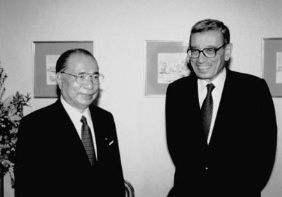 Secretary-General Visits Japan
