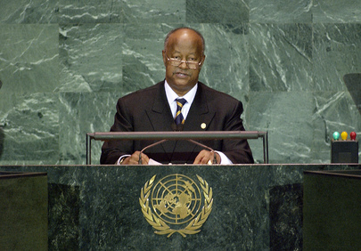 Prime Minister of Guinea-Bissau Addresses 2005 World Summit