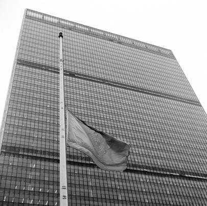 UN Secretary-General Dies