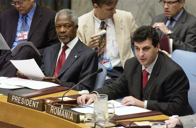 Security Council Meets on Kosovo