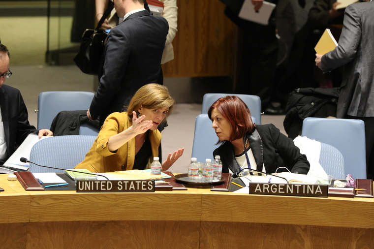Security Council Discusses Situation in Ukraine