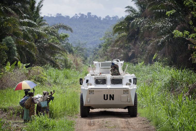 MONUSCO Conducts Joint Operation with Congolese Forces in Beni