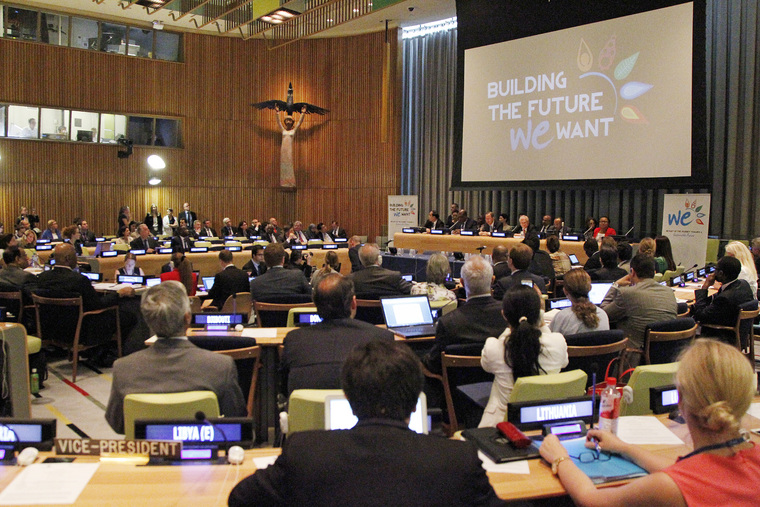 Opening of High-level Segment of ECOSOC