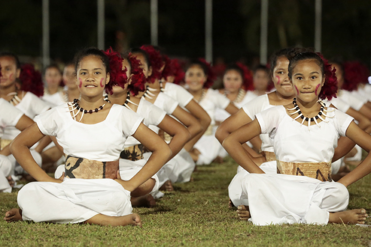 Cultural Opening Ceremony of the Third International Conference on Small Island Developing States