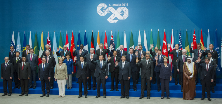 World Leaders Gather for 2014 G20 Summit, Brisbane