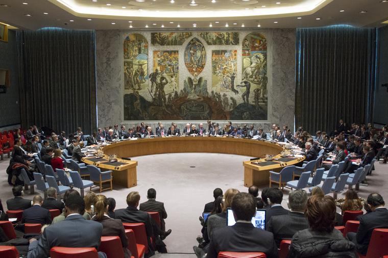 Council Debates International Cooperation on Combating Terrorism