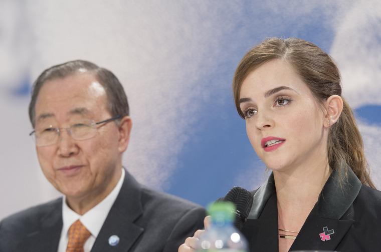 UN Women launches HeForShe IMPACT 10x10x10 Initiative