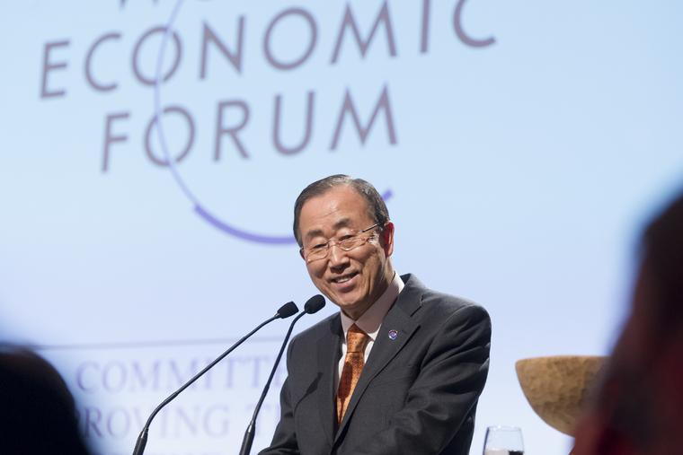 "Secretary-General Addresses ""Making 2015 a Historic Year"" Dinner Event"