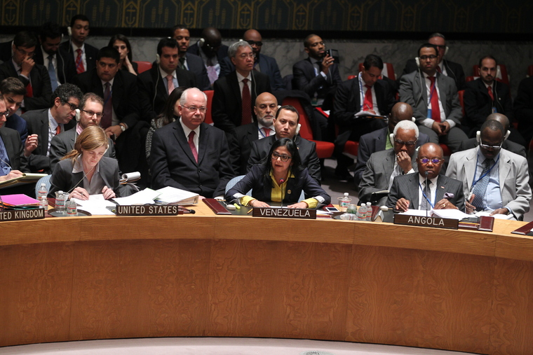 Security Council Holds Debate on Principles of UN Charter