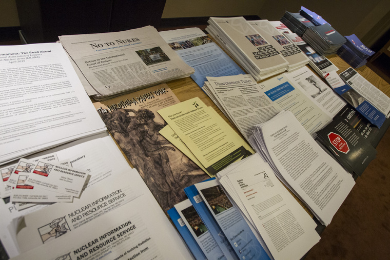 Information Materials from 2015 NPT Review Conference
