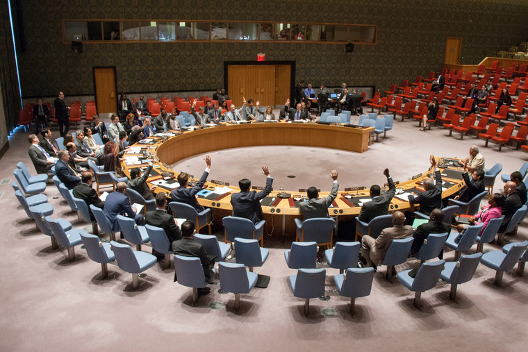 Security Council Extends UNSOM for 10 Weeks