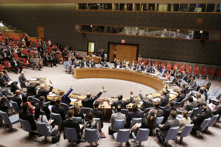 Security Council Adopts Resolution on Iran Nuclear Deal