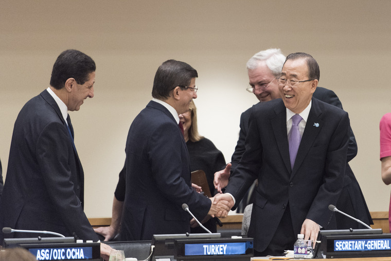 High-level Event on the World Humanitarian Summit