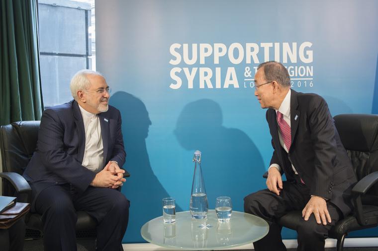 Syrie : Ban Ki-moon se félicite de promesses de contribution de 10 milliards de dollars pour l'aide humanitaire et appelle à protéger les civils