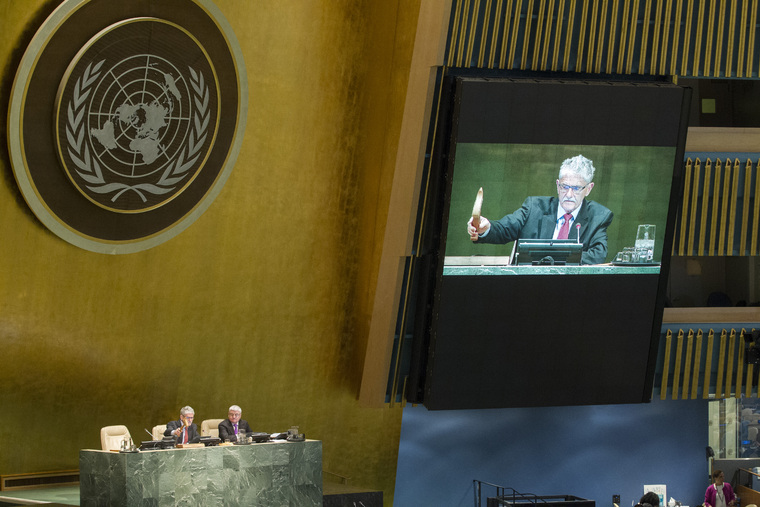 General Assembly Adopts Resolution on UN Peacebuilding Architecture