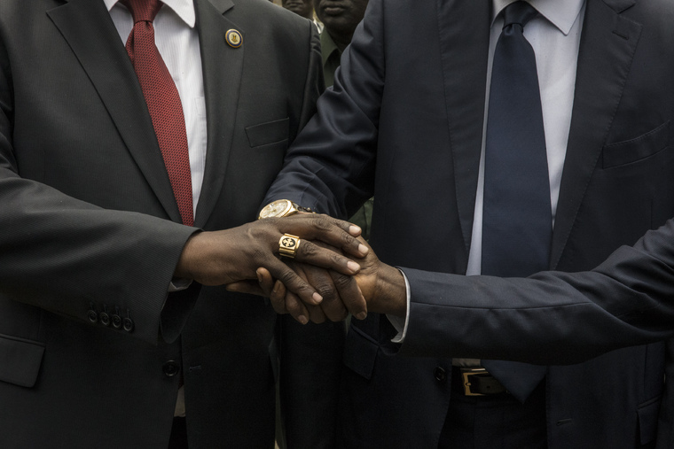 South Sudan Forms Transitional Government of National Unity