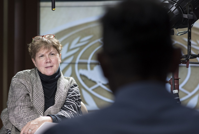 Special Coordinator on Improving UN Response to Sexual Exploitation Interviewed for UN News