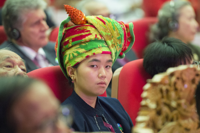 21st Century Panglong Peace Conference, Myanmar
