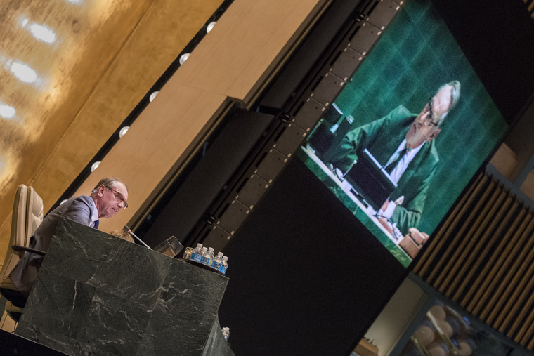 Assembly Concludes General Debate