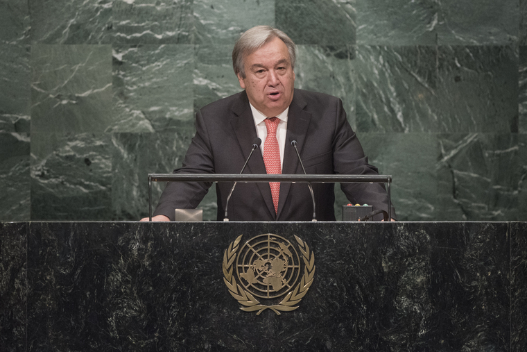 Oslo Conference on Boko Haram humanitarian crisis realised $672m in pledges from 14 donors, the UN Secretary-General António Guterres has said.