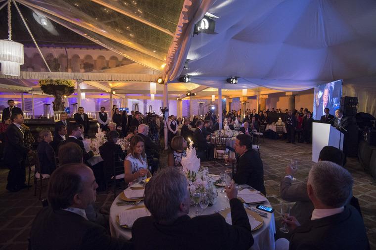 Secretary-General Attends Dinner Hosted by President of Ecuador