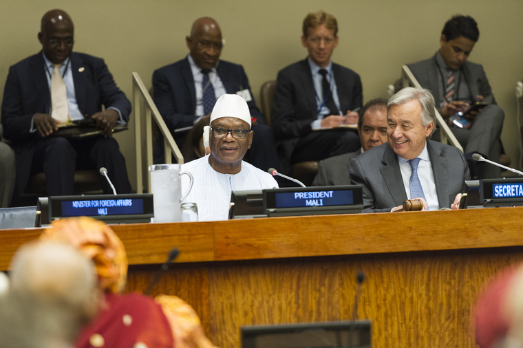 Ministerial Meeting on Mali