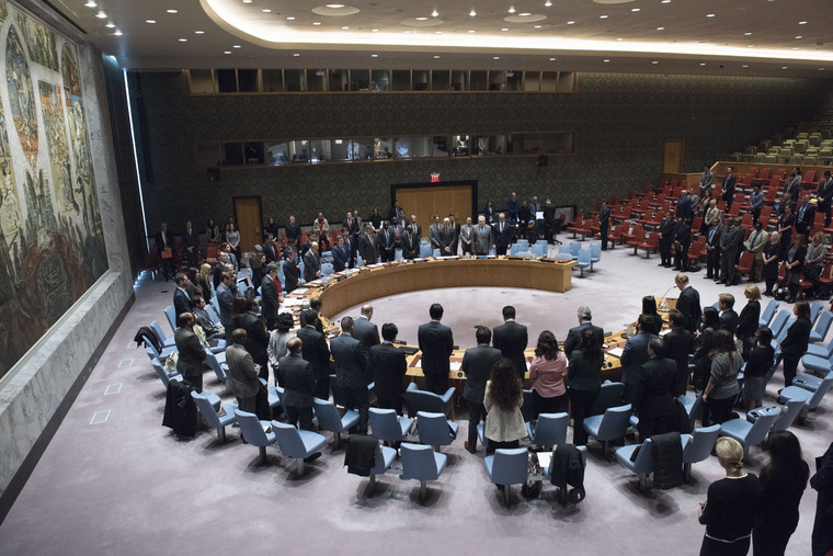 Security Council Honours Victims of Mogadishu Attack