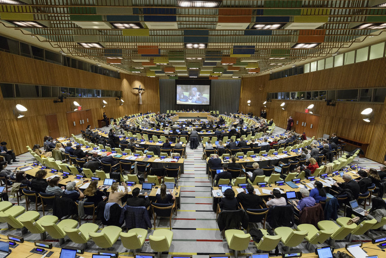 Intergovernmental Conference to Adopt a Global Compact for Migration