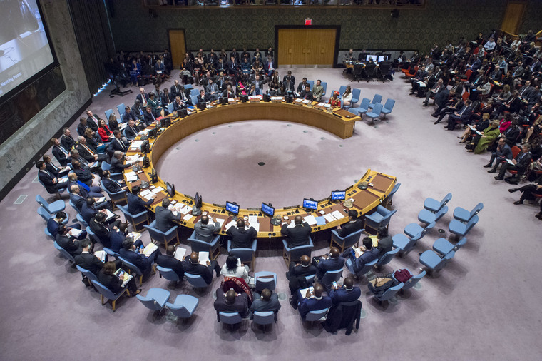 Security Council Considers Actions to Improve UN Peacekeeping Operations