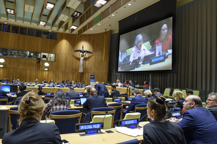 2018 ECOSOC Partnership Forum