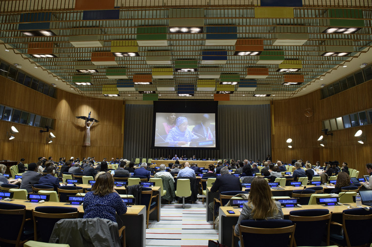 "UN Forum on Palestine ""70 Years after 1948 – Lessons to Achieve a Sustainable Peace"""