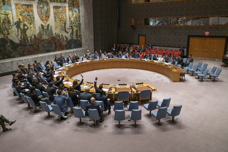 Security Council Adopts Statement on Protection of Civilians in Armed Conflict