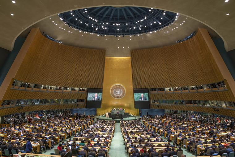 Secretary-General Addresses Opening of General Assembly's Seventy-third General Debate