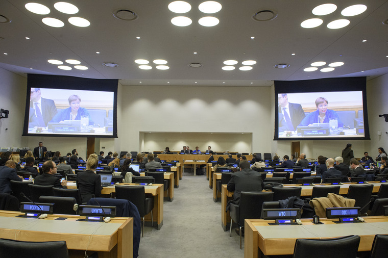 ECOSOC and Peacebuilding Commission Meets on Peace in Sahel