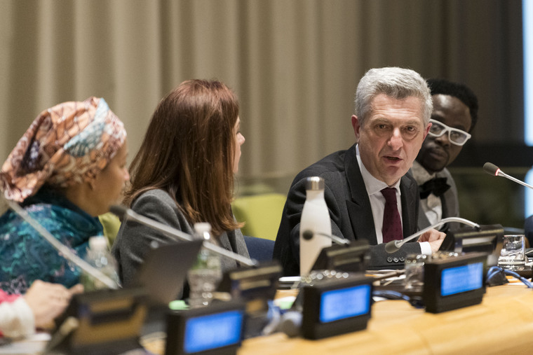 Event to Mark Global Compact on Refugees: