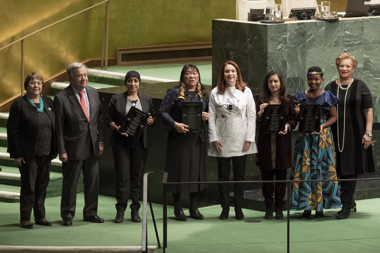 General Assembly Commemorates Seventieth Anniversary of Universal Declaration of Human Rights